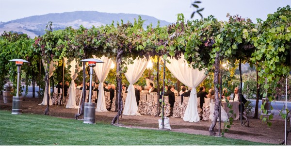 napa_vineyard_wedding_champagne_and_purple_wildflower_linen_tablescape_crinkle_taffeta_champange-e1400628470169