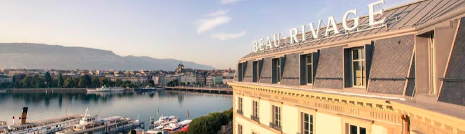 SPECIAL DUPLEX SUITE OFFER @ BEUA RIVAGE, GENEVA (from February 18 to April 30*)
