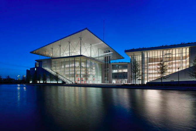The National Opera inaugurates its presence at the Stavros Niarchos Foundation Cultural Center