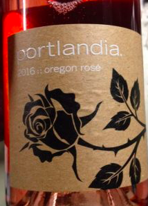 Portlandia Rose Willamette Valley 2015