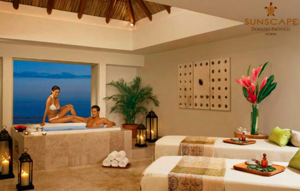 Treat Yourself to Relaxation at Sunscape Resorts & Spas!