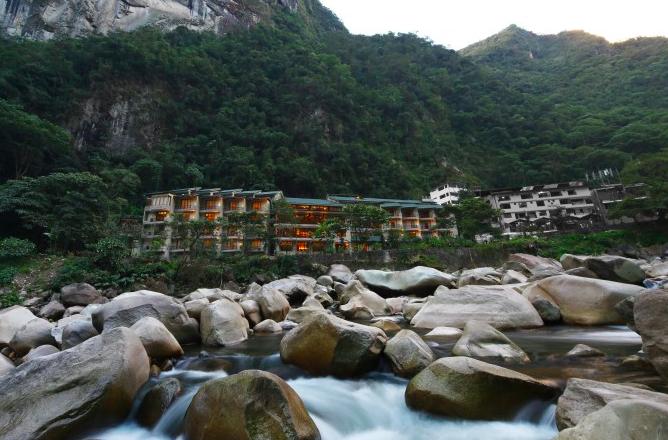 Spring Break @ Sumaq Machu Picchu Hotel