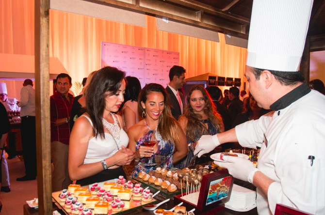 Wine and Food Festival at Secrets Maroma Beach and Secrets The Vine!