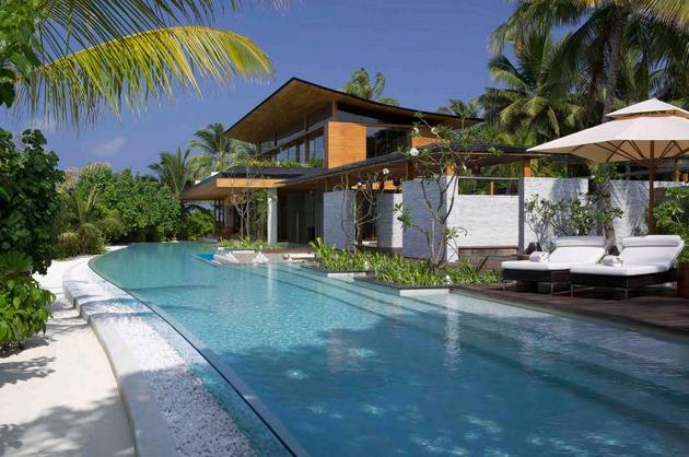 Coco Prive, Kuda Hithi Island, Maldives