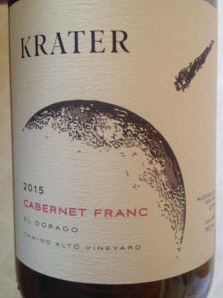 Krater Cellars Cabernet Franc Review