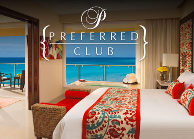 Shining a Spotlight on the Preferred Club at Now Resorts & Spa!