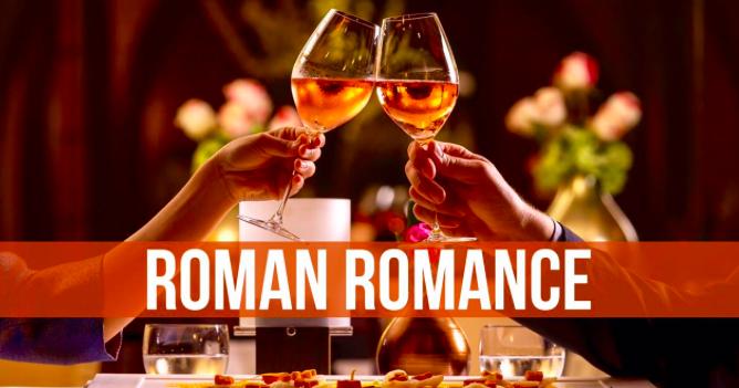 Roman Romance @ Grand Hotel via Veneto