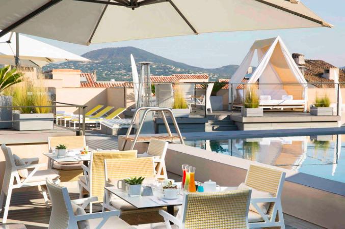 Sunday Brunch @ Hotel de Paris Saint Tropez