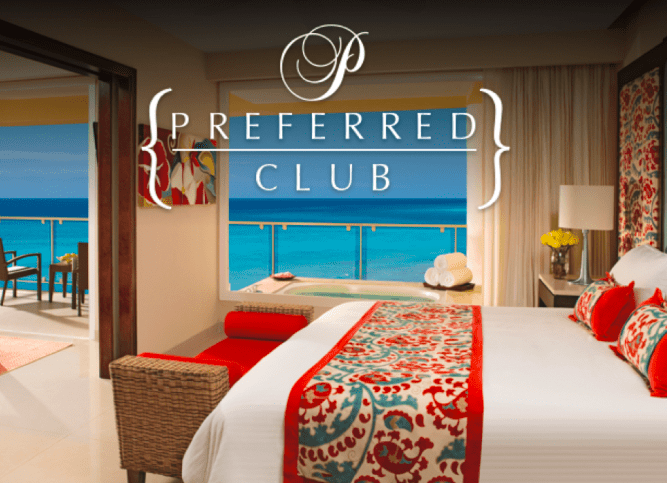 Live the Preferred Club Life at Now Resorts & Spas!