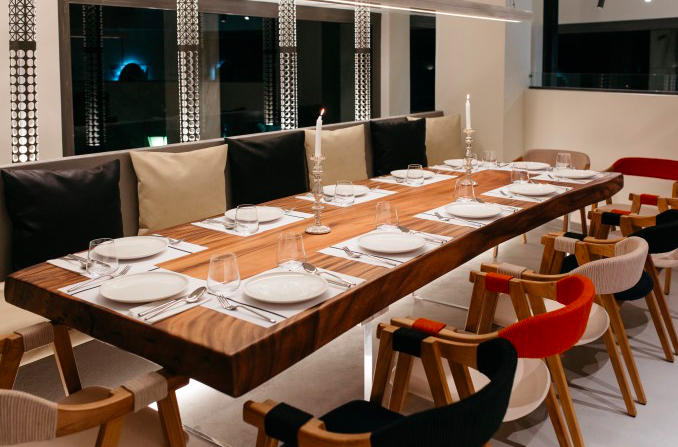 """""""333 & Chef's Workshop"""": a new restaurant opening in the capital"""