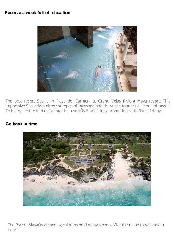 Take Advantage of Black Friday! 15 Riviera Maya Experiences You Can't Miss
