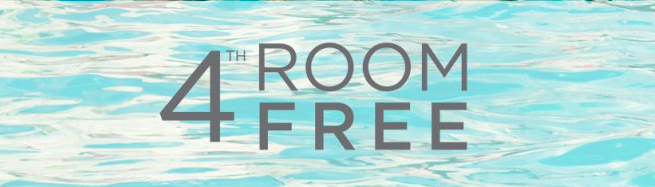 4th Room FREE at Breathless Resorts & Spas!