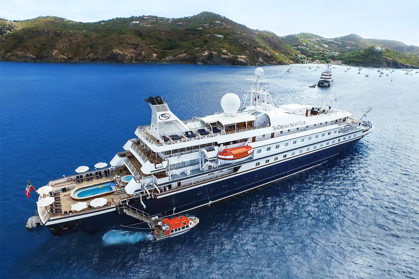 SeaDream – Not Your Normal Cruise