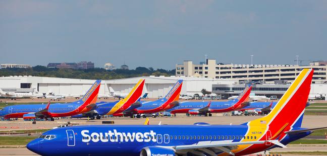 Southwest Airlines Flight Expansion