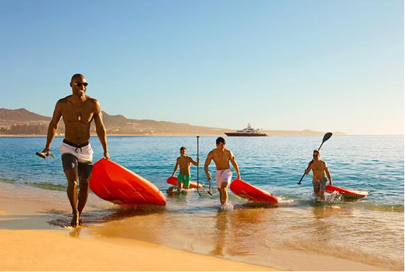 Take Advantage of 5th Night Free at Breathless Cabo San Lucas!