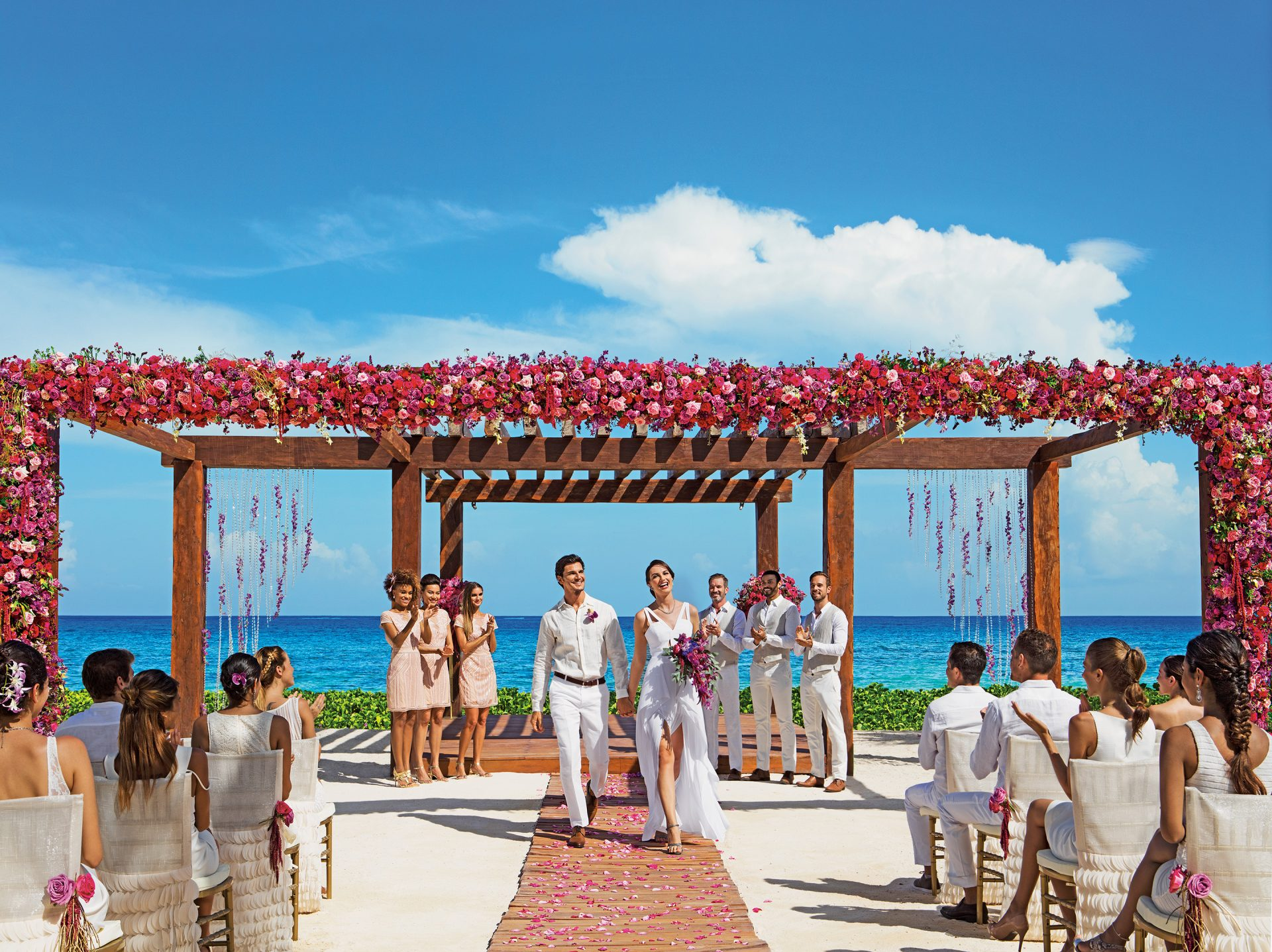 "Say ""I Do"" at Breathless Resorts!"