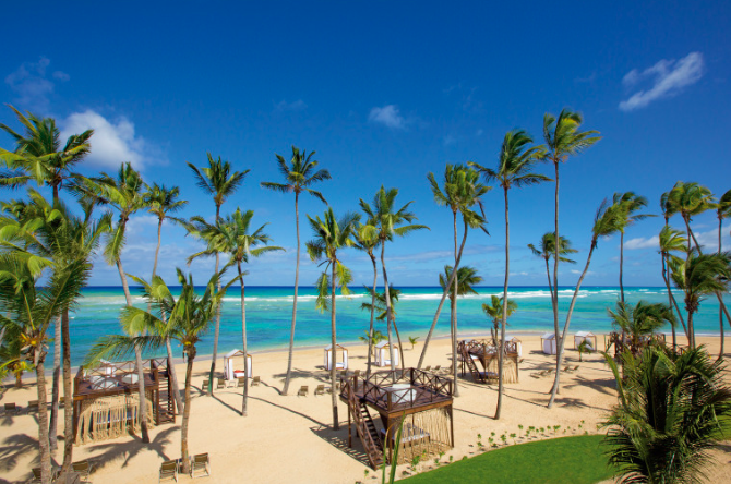 Picture-Perfect Beach Photos from Breathless Punta Cana!