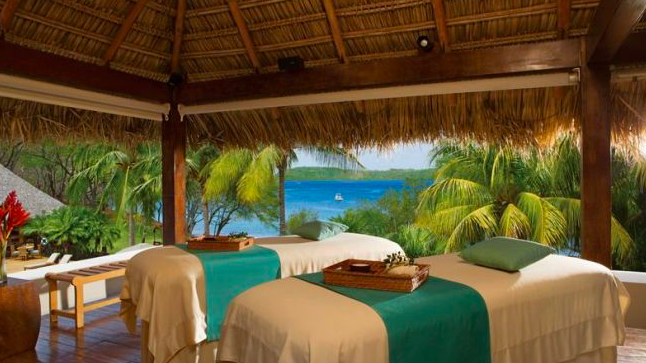 Visit the Spa on Your Secrets Getaway!